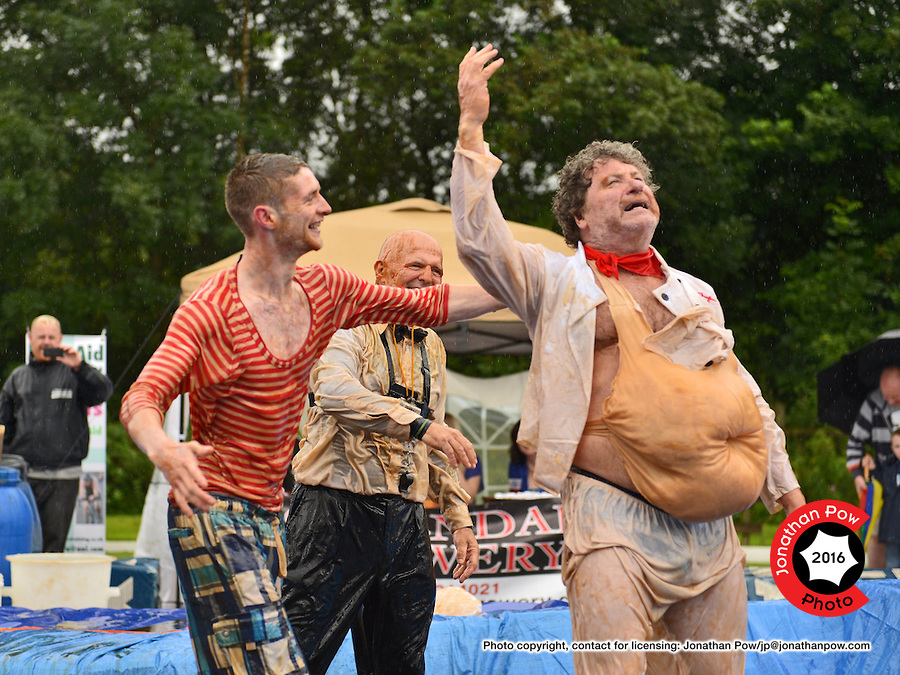 World Lancashire Gravy Wrestling Championship 2012
