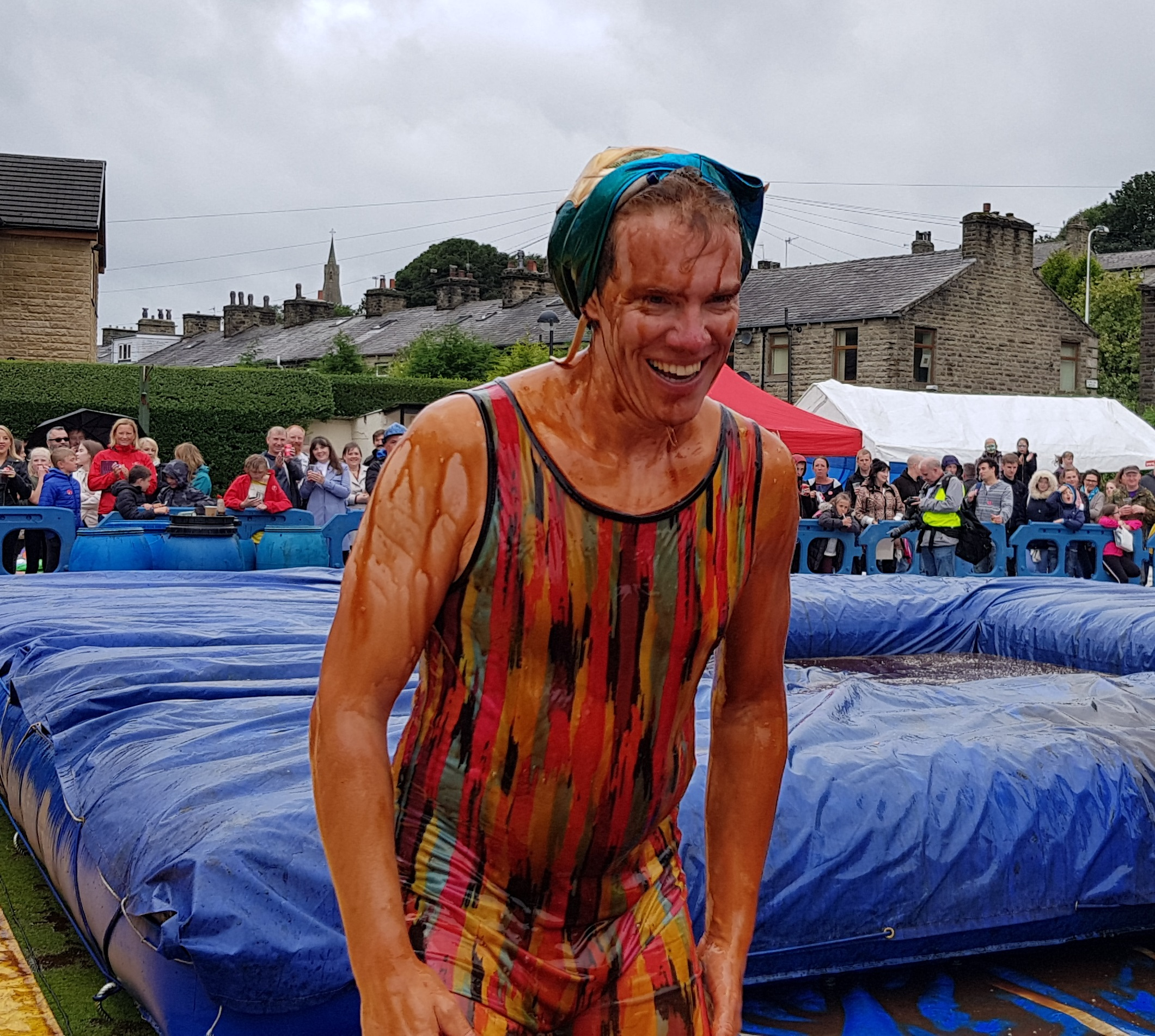 Gravy Wrestling 2018 - Evil Punisher 2