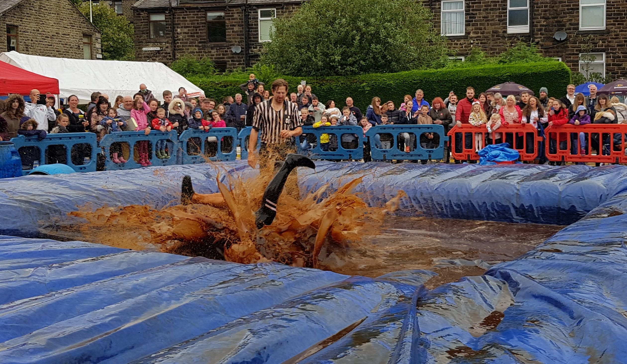 Gravy Wrestling 2018 - Natures Gravy All Black Pudding 1