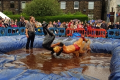 Gravy Wrestling 2018 - All Black Pudding Natures Gravy 3