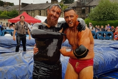 Gravy Wrestling 2018 - All Black Pudding Natures Gravy 8