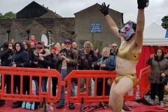 Gravy Wrestling 2018 - Bisto Beast