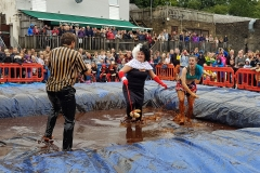 Gravy Wrestling 2018 - Cruella de Gravy Britains next top muffin