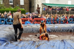 Gravy Wrestling 2018 - Cruella de gravy and Britains next top muffin 7