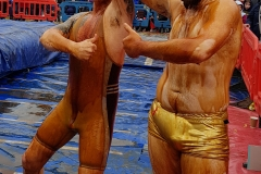Gravy Wrestling 2018 - Golden Balls and the Bisto Beast 10
