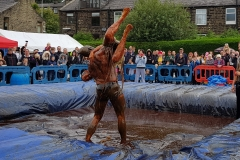 Gravy Wrestling 2018 - Gravy Hairy Fairy Mud man 4