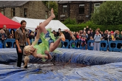 Gravy Wrestling 2018 - Gravy Hairy Fairy