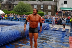Gravy Wrestling 2018 - Mud Man